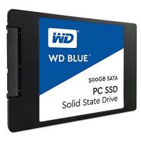WD Blue SSD 500 GB inkl. Versand um 130,71 € stat 151,79 € (Bestpreis)