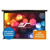 Elite Screen 16:9 motorisierte 100″ Leinwand um 222 € statt 416,99 €