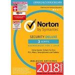 Symantec Norton Security Deluxe (3 Geräte) um 17,99 € statt 23,90 €