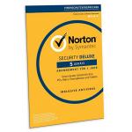 Symantec Norton Security Deluxe (5 Geräte) um 21,09 € statt 39,36 €