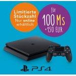 myMcdonalds – PlayStation 4 Slim (500GB) für 100 Ms und 150 €