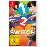 1-2-Switch für Nintendo Switch um 21,76 € statt 41,90 €