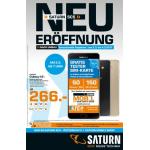 Saturn SCS Vösendorf – Neueröffnung mit Mobile Shop am 2. März 2017