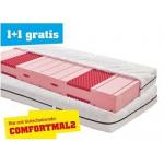 1+1 Aktionen auf Matratzen & Topper bei Möbelix – gratis Versand