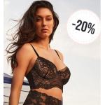 Hunkemöller Onlineshop – 25 % Rabatt auf die gesamte Kollektion