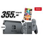"Nintendo Switch Konsole + Game ""1-2 Switch"" inkl. Versand um 355 €"