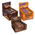 Corny Müsliriegel als Tagesangebot bei Amazon (ab 0,41 € je Riegel)