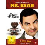 Mr. Bean – Die komplette Serie (DVD) + Strickteddy um 9,99€ statt 19,99€