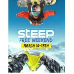 Steep (PS4, Xbox One, PC) GRATIS spielen vom 10. – 12. März