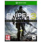 Sniper: Ghost Warrior 3 – LE (Xbox One) um 39,99 € statt 59,99 €