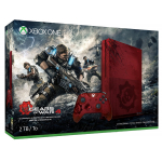 Xbox One S 2TB – Gears of War 4 Limited Edition Bundle um 364,33 €