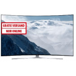 Samsung 78″ Curved SUHD 4K Smart TV + Samsung Galaxy S7 Edge 32GB inkl. Versand um 6.997 € (Bestpreis) statt 7.979 € bei Mediamarkt.at