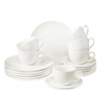 Vivo Kaffeeservice New Fresh Basic Set (18-teilig) um 22 € statt 56,65 €