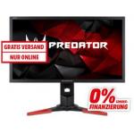 IT-Super-Wochen bei Media Markt – Monitore&Beamer in Aktion bis 25.3. – zB. Acer 27″ Gaming-Monitor Predator inkl. Versand um 599€ statt 705€