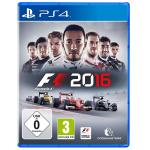 F1 2016 für Playstation 4 um 24,99 € statt 40,90 €