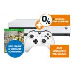 XBox One S 500GB + FIFA 17 + 2. Controller um 259 € statt 329,54 €