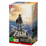 The Legend of Zelda: Breath of the Wild (Limited Edition) – Nintendo Switch lagernd bei Saturn.de!