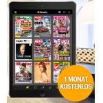 Readly Magazin-Flatrate (2.360 Magazine) – 1 Monat gratis testen