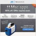 Neues MacUpdate Promo Fall Bundle – 11 Apps für ca. 35,54€ @mupromo.com