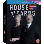 Zavvi Blu-Ray Angebote – zB. House Of Cards (Seasons 1-3) um 25,95 €