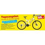 Möbelix Filialen – Mountainbike 26″ um 99 € (nur am 16.3.)