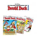 3x Donald Duck Sonderheft + 5€ Amazon Gutschein um 7,90€ statt 16,70€