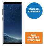 Samsung Galaxy S8 vorbestellen – bis 8 Tage vor Verkaufsstart erhalten!