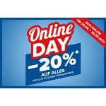 Hervis Onlineshop – 20 % Rabatt auf (fast) ALLES ab 100 € Einkaufswert