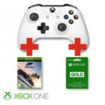 Xbox One Controller + Forza Horizon 3 + Xbox Live 3 Monate um 69,99 €