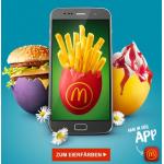 McDonalds – myMcDonald's Eierfärben – gratis Produkte & Goodies