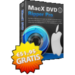MacX DVD Ripper Pro V5.5 (die wichtigsten Upgrades) – gratis bis 5. April