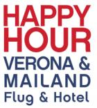 nur heute 12-15 Uhr: Nach Mailand (Flug & Hotel) ab 111€ und nach Verona (Flug & Hotel) ab 144€ @airberlin binoli Happy Hour