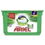 Ariel 3in1 Pods (13 WL) um 0,76 € statt 3,45 € (BIPA/Marktguru)