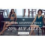 Palmers Onlineshop – 20 % Rabatt auf ALLES inkl. Sale + gratis Versand