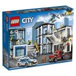 Lego City 60141 – Polizeiwache um 60,85 € statt 80,82 € (Bestpreis)