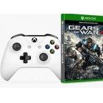 Xbox One S Controller + Gears of War 4 inkl. Versand um 48€ statt 77,27€