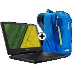 Acer Aspire VX15 Notebook (15,6″, i5-7300HQ, 125GB SSD+1TB HDD, 8GB RAM) + Thule Notebook-Rucksack um 867 € statt 1.073,17 €