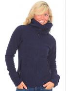 BENCH Funnel Neck Fleece Jacke für Frauen um 26,95€ @planet-sports.com