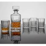 Nachtmann Gläserset (1 Karaffe + 4 Gläser) um 27,92 € statt 46,29 €