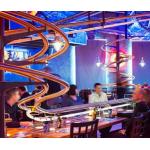 RollerCoasterRestaurant: 2-Gänge-Menü für 2 um 19,90 € statt 42,80 €