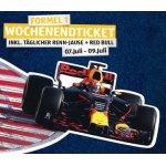 F1 Grand Prix Österreich – 3x GRATIS Jause & Red Bull mit Hofer-Ticket