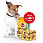 Pedigree GRATIS Testpaket für euren Hund – gültig bis 30. Juni 2017