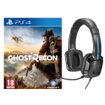 Tom Clancy's: Ghost Recon Wildlands + Headset um 44 € statt 76,38 €