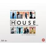 Dr. House – Die komplette Serie [Blu-ray] um 34,49 € statt 99,99 €