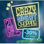 Crazy Night Shopping im Onlineshop von Klipp Frisör!