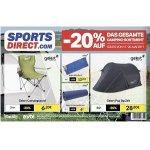 Sports Direct – 20 % Rabatt auf das gesamte Camping-Sortiment (bis 20.5.)