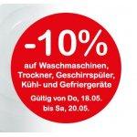Interspar Waschmaschinen/Trockner, Kühl- Gefrier …. -10% On/Offline