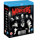 Universal Classic Monsters: The Essential Collection [Blu-ray] um 16,98 €