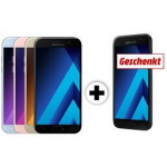 TOP! Samsung Galaxy A5 + Samsung Galaxy A3 um 339,90 € statt 584 €
