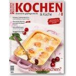 """GRATIS Probeheft """"Kochen & Küche"""" im Wert von 3,50 €"""
